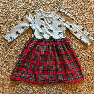 Baby Gap Toddler Holiday Dress size 4T